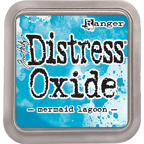 Tim Holtz Distress Oxides  -  Mermaid Lagoon