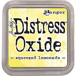Tim Holtz Distress Oxides  - Squeezed Lemonade