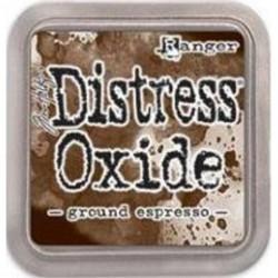 Tim Holtz Distress Oxides  - Ground Espresso