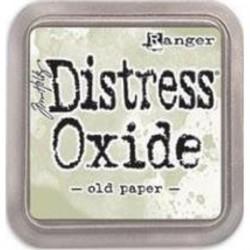 Tim Holtz Distress Oxides  - Old Paper