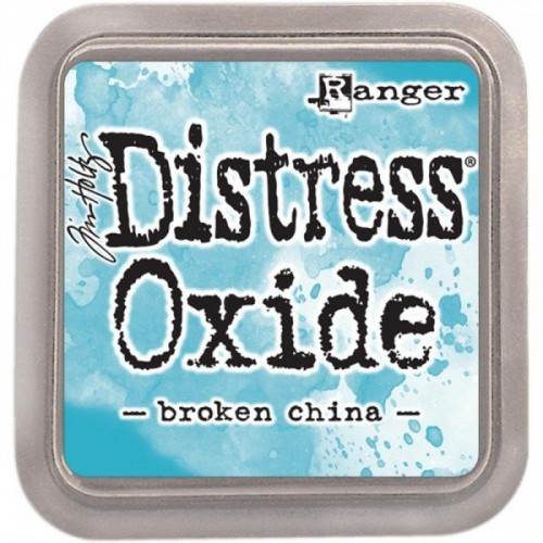 Tim Holtz Distress Oxides  -  Broken China