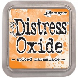 Tim Holtz Distress Oxides  -  Spiced Marmalade