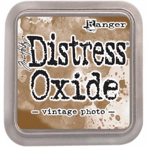 Tim Holtz Distress Oxides  -  Vintage Photo