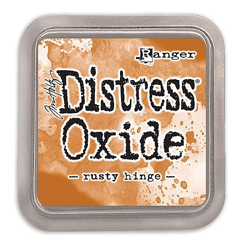 Tim Holtz Distress Oxides - Rusty Hinge