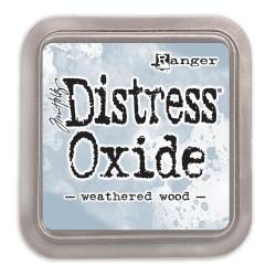 Tim Holtz Distress Oxides  -  Weathered Wood