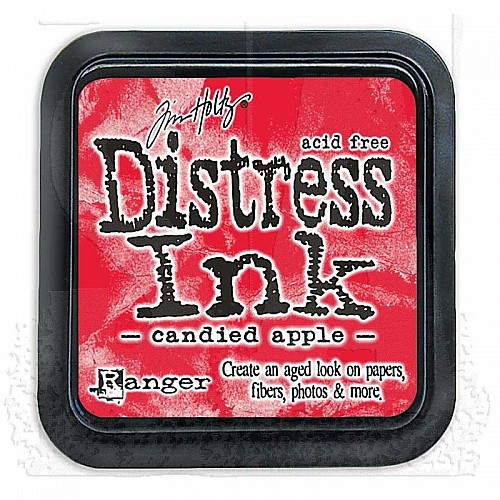 Tim Holtz Distress Inks -  Candied Apple