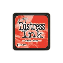 Tim Holtz Mini Distress Ink Pad - Barn Door