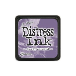 Tim Holtz Mini Distress Ink Pad -  Dusty Concord