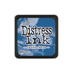 Tim Holtz Mini Distress Ink Pad - Faded Jeans