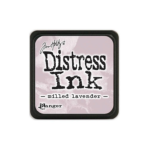 Tim Holtz Mini Distress Ink Pad - Milled Lavender