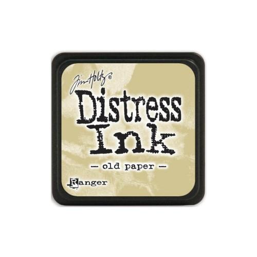 Tim Holtz Mini Distress Ink Pad - Old Paper