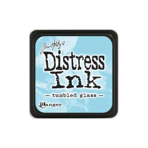 Tim Holtz Mini Distress Ink Pad - Tumbled Glass