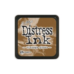 Tim Holtz Mini Distress Ink Pad - Vintage Photo
