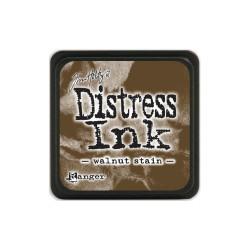 Tim Holtz Mini Distress Ink Pad - Walnut Stain