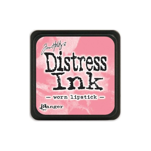 Tim Holtz Mini Distress Ink Pad - Worn Lipstick
