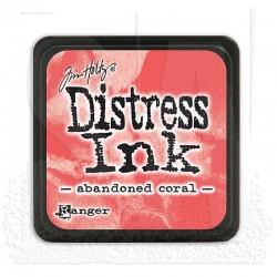 Tim Holtz Mini Distress Ink Pad - Abandoned Coral