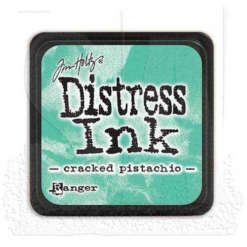Tim Holtz Mini Distress Ink Pad -  Cracked Pistachio