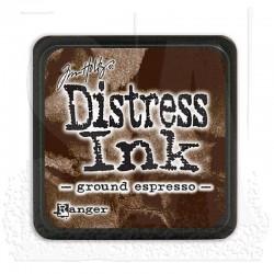 Tim Holtz Mini Distress Ink Pad -  Ground Espresso