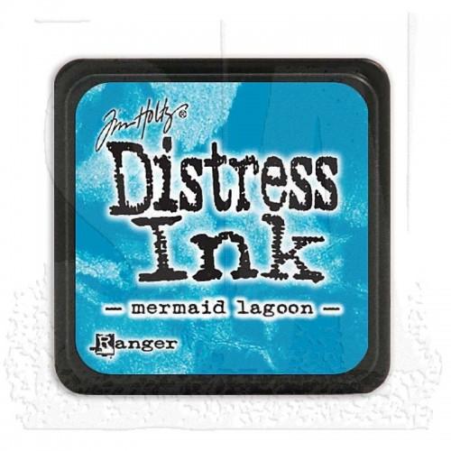 Tim Holtz Mini Distress Ink Pad - Mermaid Lagoon
