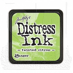 Tim Holtz Mini Distress Ink Pad -  Twisted Citron