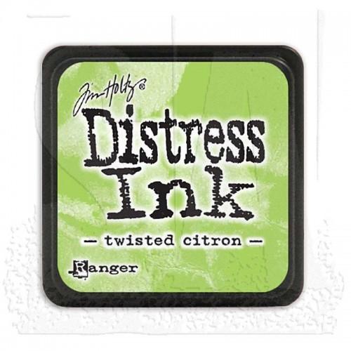 Tim Holtz Mini Distress Ink Pad -  Twisted Citron