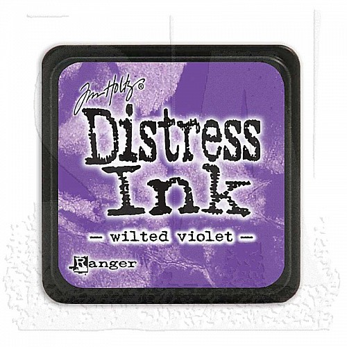 Tim Holtz Mini Distress Ink Pad -  Wilted Violet