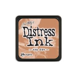 Tim Holtz Mini Distress Ink Pad -  Tea Dye