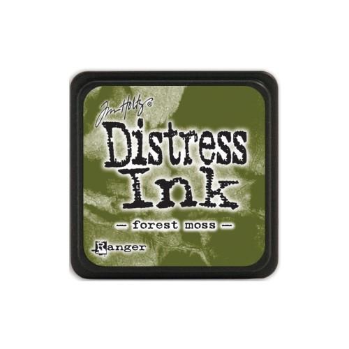 Tim Holtz Mini Distress Ink Pad - Forest Moss