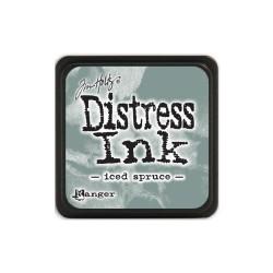 Tim Holtz Mini Distress Ink Pad - Iced Spruce