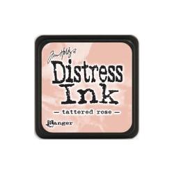 Tim Holtz Mini Distress Ink Pad - Tattered Rose