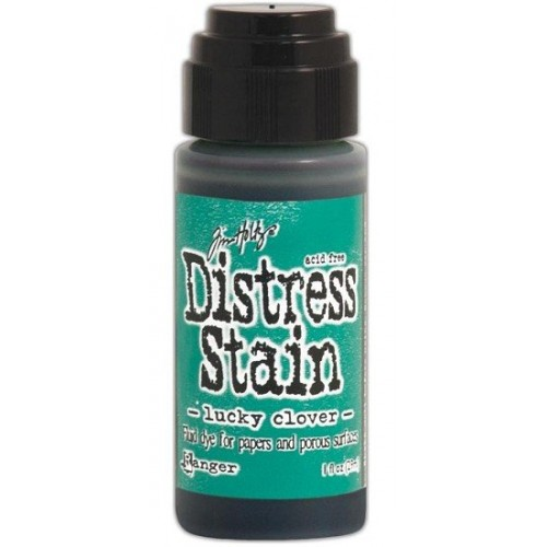Tim Holtz Distress Stain - Lucky Clover