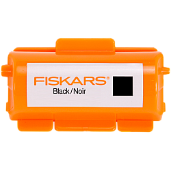 Fiskar Continuous Stamp Wheel Ink Cartridge - Black