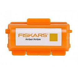 Fiskar Continuous Stamp Wheel Ink Cartridge - Golden Amber