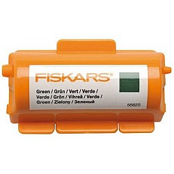 Fiskar Continuous Stamp Wheel Ink Cartridge - Green