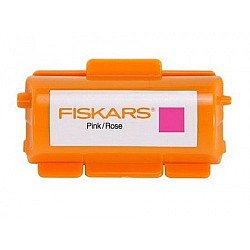 Fiskar Continuous Stamp Wheel Ink Cartridge - Pink