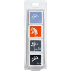 Hero Arts Dye Ink Cubes - Swan (Set of 4)