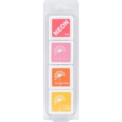 Hero Arts Dye Ink Cubes - Sweet Ink (Set of 4)