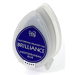 Brilliance Dew Drops - Mediterranean Blue