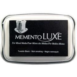 Memento Luxe Ink Pads - Tuxedo Black