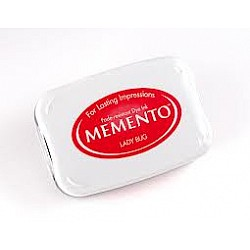 Memento Ink Pads - Lady Bug