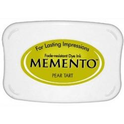 Memento Ink Pads - Pear Tart