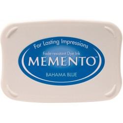 Memento Ink Pads - Bahama Blue
