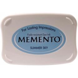 Memento Ink Pads - Summer Sky