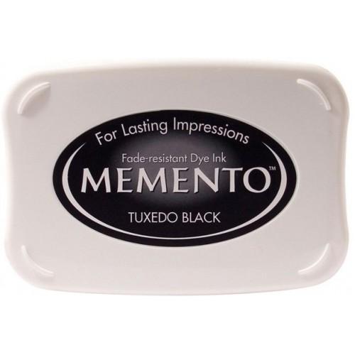 Memento Ink Pads - Tuxedo Black
