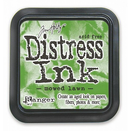 Tim Holtz Distress Inks -  Mowed Lawn