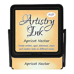 Shilpi Artistry Ink Pad - Apricot Nectar