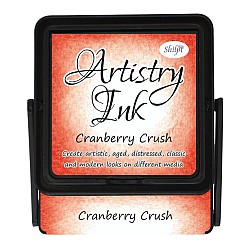 Shilpi Artistry Ink Pad - Cranberry Crush