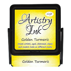 Shilpi Artistry Ink Pad - Golden Turmeric
