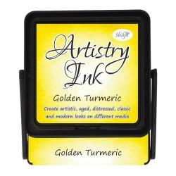 Shilpi Artistry Ink Pad - Golden Turmeric