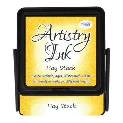Shilpi Artistry Ink Pad - Hay Stack